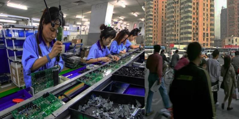 Экономический рост в Китае замедляется, так ли это?!
