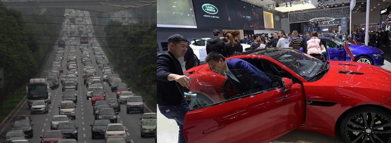 Автомобильный рынок Китая: перспективы и лидерство