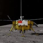 Китайский зонд приземлился на тёмную сторону Луны
