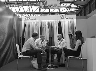 Переговоры на выставке в Китае
