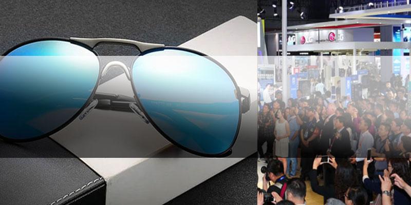 выставки по оптике в Китае
