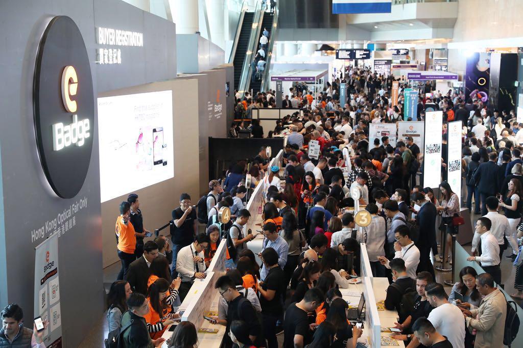 Выставка оптики в Китае